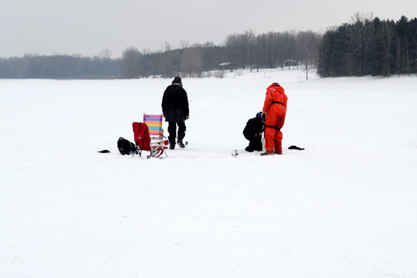 Perch archives the scientific fisherman for Ice fishing near me