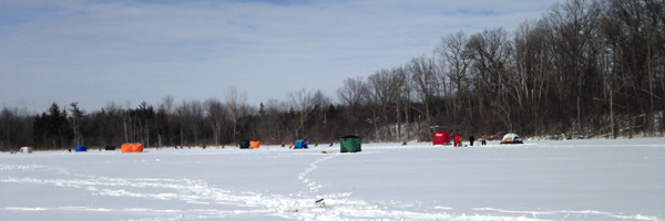 The ice fishing season is not just one season...